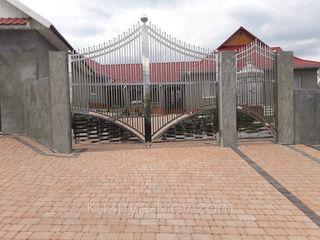 Перила из нержавейки! Ворота! Заборы Balustade din Inox, Plexiglas