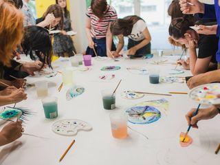 Cursuri de arte pentru copii  zard art lab