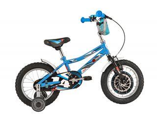 Biciclete DHS de la producatori europeni pentru baietei
