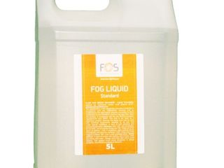 Lichid pentru masini de fum FOS Fog Liquid Standard 5L-Fara miros