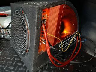 Мощный буфер Edge 900w со встроенным усилителем  100 евро