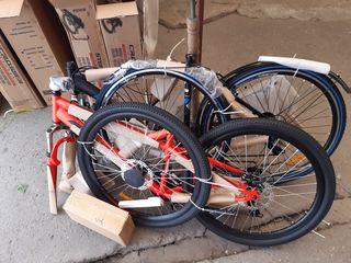 Вело-сервис / Reparatia bicicletelor.