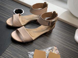 Sandale de dame din piele natura