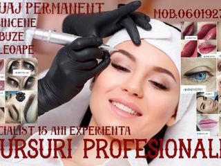 Promotie micropigmentarea sprincenelor buzelor pleoapelor cursuri profesionale tatuaj de corp