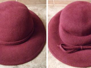 Шляпа размер 57-58