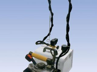 Промышленный парогенератор с утюгом Rotondi MINI3 на 2,15 литра (сделано в Италии)
