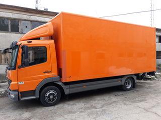 Transport marfa - Camion 5 Tone de tip inchis