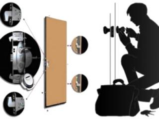 Помощь при утере всех ключей,аварийное вскрытие любого замка,не взламывая двери.Deschidera lacatelor