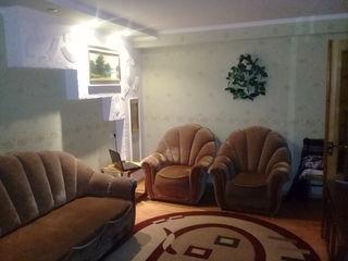 БАМ 4Х комнатная.косметический ремонт.уютная теплая комфортная кв