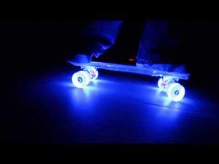 """Скейтборд, skateboard penny board (размеры 22"""" - 24"""" - 27"""" nickel)"""