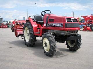 Tractor japonez Mitsubishi MTX 24