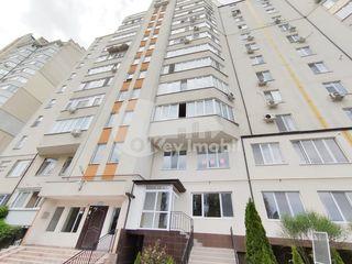 Apartament spațios 3 camere+living, 113 mp, versiune albă, Râșcani 68700 €