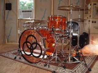RCI Acryl drum