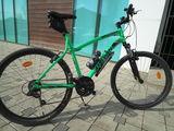 Новый btwin rockrider 340 green!!