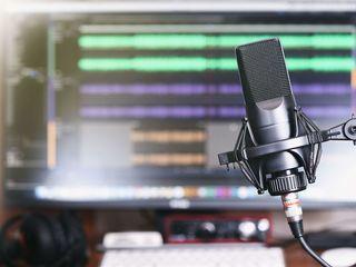 Studio de inregistrari, aranjamente, promovare, mixare, negative, mastering in diferite genuri