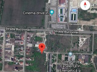 Vind teren pentru constructii la Ciocana , 12 ar