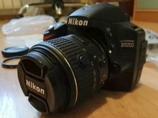 новый Nikon D3200 Kit 18-55 VR II