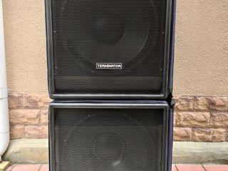 Saburi Terminator de 18   600W cu difuzoare B&C, Stare ideale suna foarte bine.