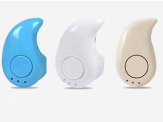 Mini handsfree headset invizibila!