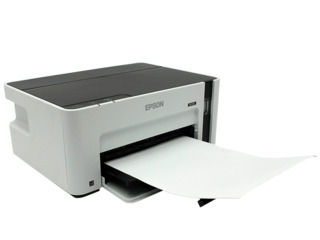 Принтер epson m1100 пьезоэлектрический струйный/ монохромный/ черный