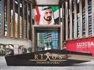 """от 2520 $..на 8 дней с 28.09... Дубай... отель """" Rixos Premium Dubai  5 ***** """""""