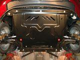 SheriFFустановка.Auto scut pentru carter. Protectie motor.Защита картера(сталь,заводская,instalare).