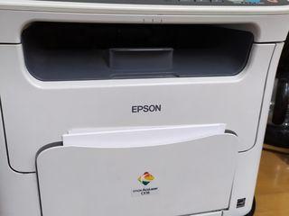 МФУ , Epson AcuLaser CX16 , идеальное состояние , торг!!!