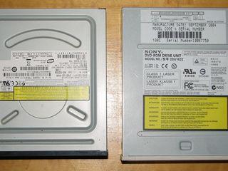 Продам приводы Sony, DVD-ROM IDE и DVD-RW SATA и IDE