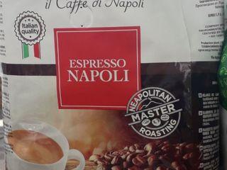 Cafea boabe, solubila: Kimbo si Lavazza