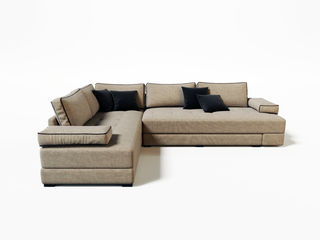 Угловой многофункциональный диван