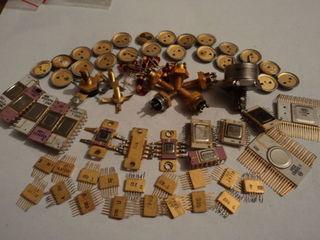 куплю радиодетали советского производства CCCP импортные радиодетали