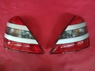 Задние фонари Mercedes W221