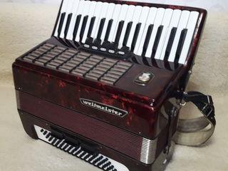 Acordeon ,аккордеон Weltmeister Stela