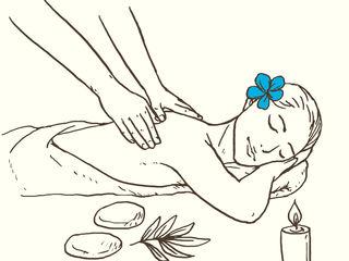 Профессиональный oздоровительный массаж стаж работы 20 лет