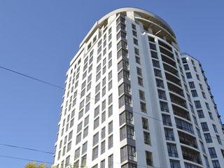 Apartament cu geamuri panoramice