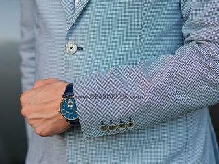 Ulysse Nardine Supreme Blue