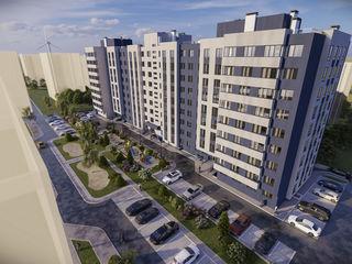 Apartamente, complex locativ Cartusa - achitarea in rate !!! Costul unui m2 este de la 460 euro.