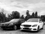 Mercedes E Class (facelift) albe-negre, cel mai bun pret!