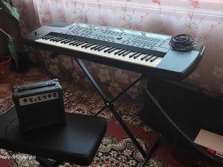 Se vinde urgent   roland e-86 intelligent synthesizer
