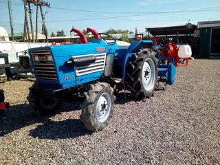 Se vinde tractor Iseki TL2101