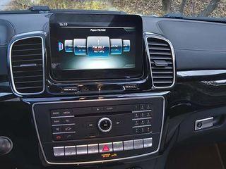 Android монитор на Mercedes GLE / Mercedes GLS