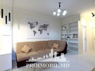 Buiucani! 2 camere cu living, bloc nou! preț special, 65 mp!