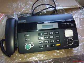 Tel Fax Panasonic KX-FT988. Почти новый. Мало использовался.