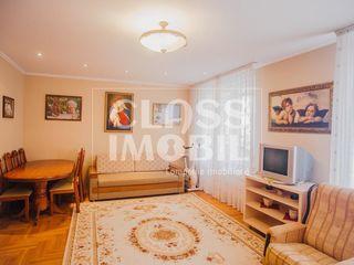 Apartament 3 camere 102 mp, bd. Alba Iulia, Buiucani