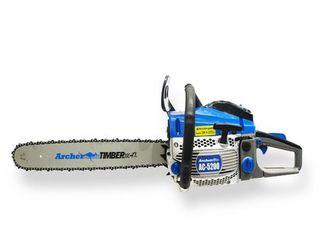 Бензопила 2.2 kw archer ac-5200/motofierestrău/garantie/livrare gratuita/rate la 0%/2200 lei