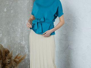 pulovere rochii paturi tricotate Hermina fabricate in Moldova