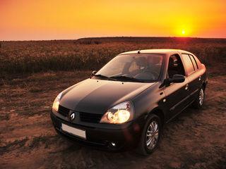 Renault Clio Symbol chirie  de la 12 euro