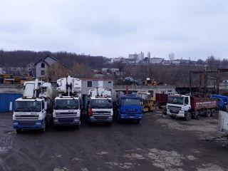Servicii de transport / excavare / compactare
