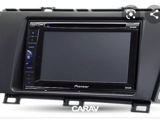 Продам переходную рамку 2din на Prius 30