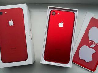 iPhone 7 Red, 256Gb, Rețeaua nu merge!